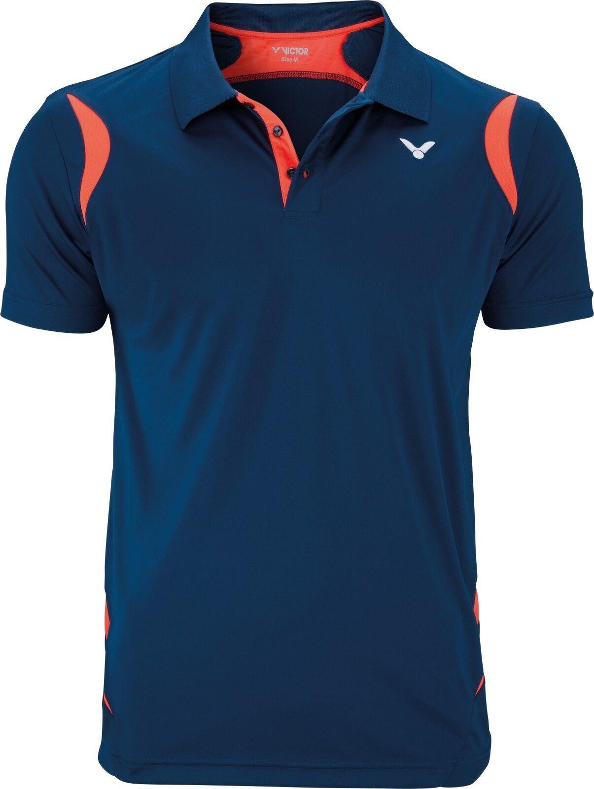 Badminton Victor Polo Function 6727 Badminton Polo Shirt